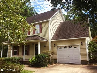 Cape Carteret Single Family Home For Sale: 409 Star Hill Drive