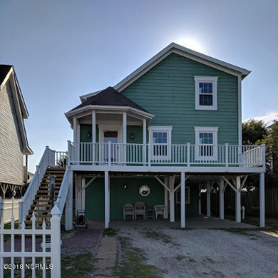 Holden Beach Single Family Home For Sale: 123 Frigate Drive