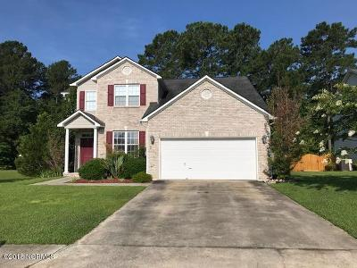 Jacksonville Rental For Rent: 201 Stagecoach Drive