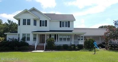 Whiteville Single Family Home For Sale: 4134 James B White Hwy Highway N