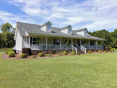 Whiteville NC Single Family Home For Sale: $229,500