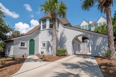 Single Family Home For Sale: 35 Cape Fear Trail