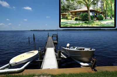 New Bern Single Family Home For Sale: 5548 Creek Pointe Road