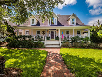 Hampstead Single Family Home For Sale: 611 Moores Landing Road