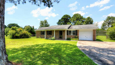 Newport Single Family Home For Sale: 138 Bayberry Road