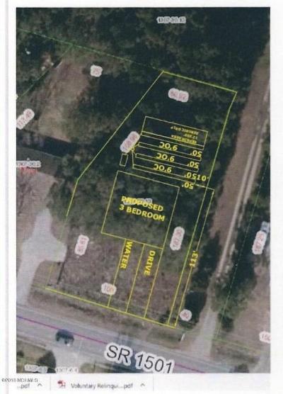 Hubert Residential Lots & Land For Sale: 225 Sand Ridge Road