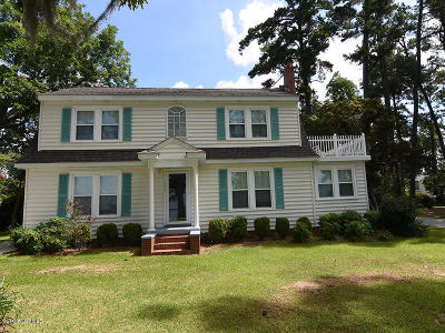 Lake Waccamaw Single Family Home For Sale: 1000 Lakeshore Drive