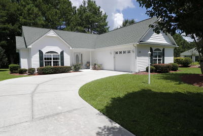Swansboro Single Family Home For Sale: 100 Morningstar S