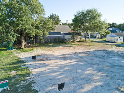 Morehead City Residential Lots & Land For Sale: 102 S 16th Street
