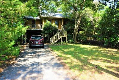 Emerald Isle Single Family Home For Sale: 128 Sand Castle Drive