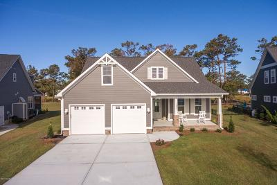 Morehead City NC Single Family Home For Sale: $409,000