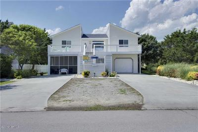 Emerald Isle NC Single Family Home For Sale: $579,000