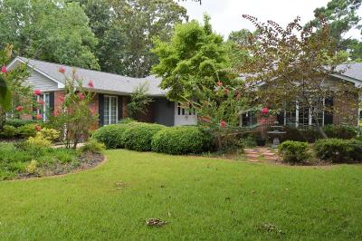 Hampstead Single Family Home For Sale: 112 Golf Terrace Drive