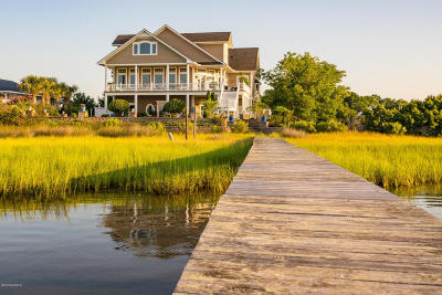 Newport NC Single Family Home For Sale: $2,395,000