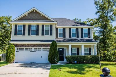Jacksonville Single Family Home For Sale: 500 Shadyside Court