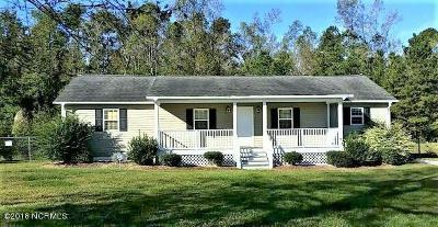 Chadbourn Single Family Home For Sale: 1759 Cedar Branch Road
