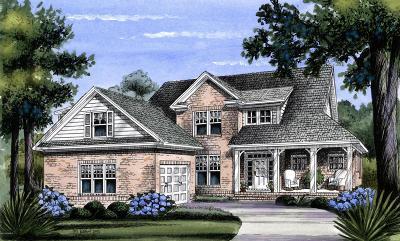 Wilmington Single Family Home For Sale: 8794 Ramsbury Way