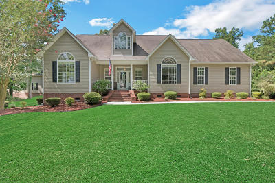 Jacksonville Single Family Home For Sale: 234 River Bend Road