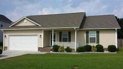 Richlands Rental For Rent: 307 Combine Court