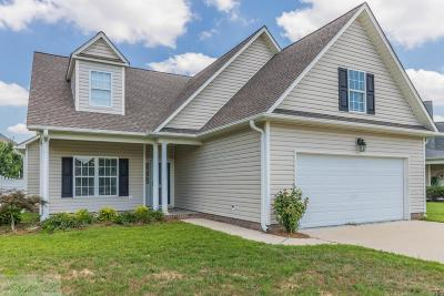 Winterville Single Family Home For Sale: 3936 Ashcroft Drive