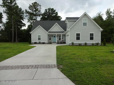 Magnolia Greens Single Family Home For Sale: 1105 Stanfield Court