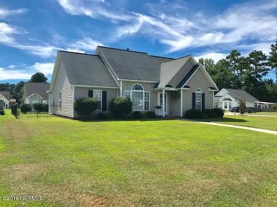 Winterville Single Family Home For Sale: 358 Johnson Lane