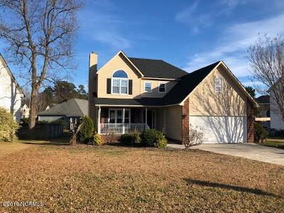 Greenville Single Family Home For Sale: 3110 Cleere Court