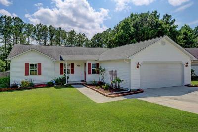 Jacksonville Single Family Home For Sale: 125 Yellowwood Drive
