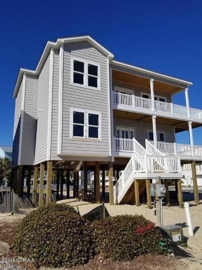 Ocean Isle Beach NC Single Family Home For Sale: $705,000