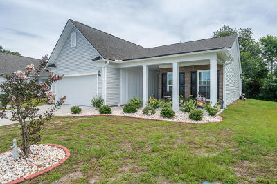 Southport Single Family Home For Sale: 5066 Capstan Court