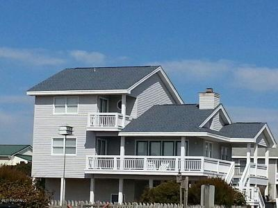 Holden Beach Single Family Home For Sale: 109 Crab Street