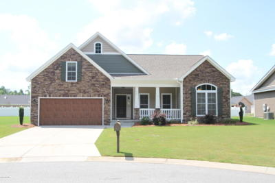 Winterville Single Family Home For Sale: 520 Mary Lee Court