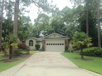 Carolina Shores Single Family Home Pending: 60 Carolina Shores Drive