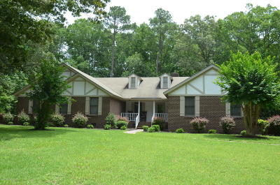 Rocky Mount Single Family Home For Sale: 105 Autumn Court
