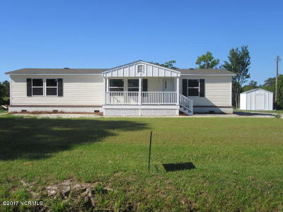 Beaufort Manufactured Home For Sale: 154 Piver Road