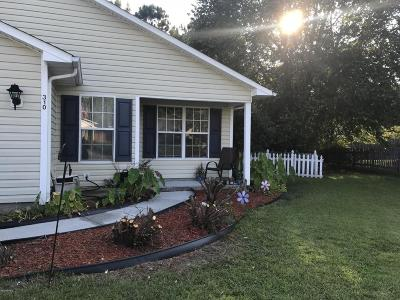 Jacksonville Single Family Home For Sale: 310 Carlisle Court