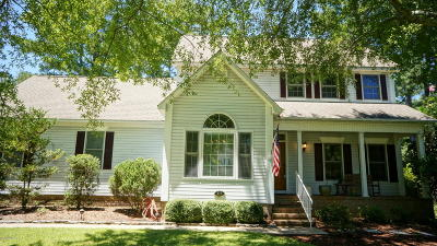 Trent Woods Single Family Home For Sale: 917 Dorset Way