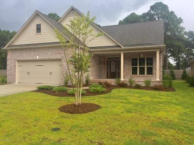 Wilmington Single Family Home For Sale: 1555 Grove Lane