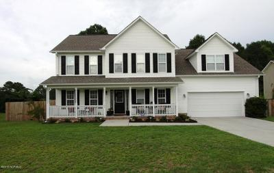 Richlands Single Family Home For Sale: 103 Daleview Court