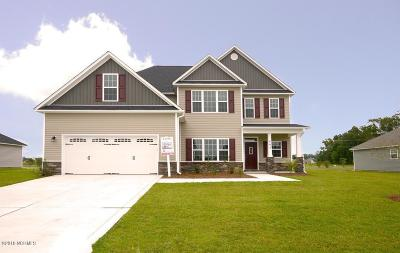 Swansboro Single Family Home For Sale: 423 Whistling Heron Way