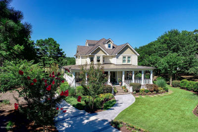 Hampstead Single Family Home For Sale: 110 Seven Oaks Court