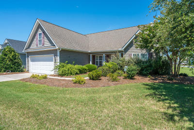 Southport Single Family Home For Sale: 4968 Kitts Court