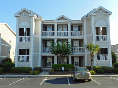 Sunset Beach Condo/Townhouse Pending: 877 Great Egret Circle SW #4