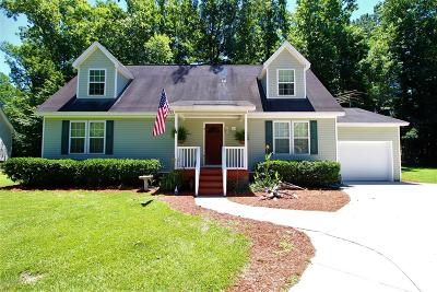 New Bern Single Family Home For Sale: 104 Woodcrest Circle