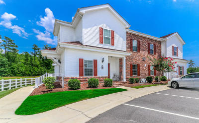 Calabash Condo/Townhouse Pending: 8855 Radcliff Drive NW #49a