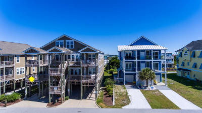 Atlantic Beach Condo/Townhouse For Sale: 203 Ocean Boulevard #A