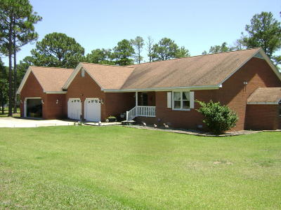 New Bern Single Family Home For Sale: 1512 Nova Court
