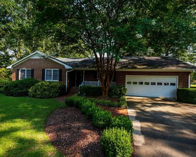 New Bern Single Family Home For Sale: 106 Clipper Court