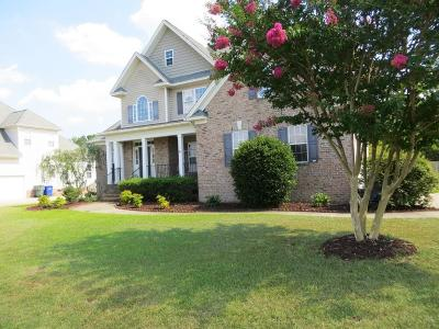 Greenville Single Family Home For Sale: 1113 Abby Drive