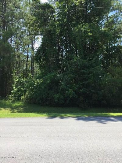 New Bern Residential Lots & Land For Sale: 1103 Navidad Bank Court